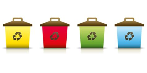 Free vector graphic: Garbage, Container, Recycling Free