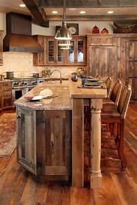 32, Rustic, Kitchen, Cabinet, Ideas, U0026, Projects, With, Photos