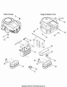 Mtd 13ax605h730  2006  Parts Diagram For Engine Accessories