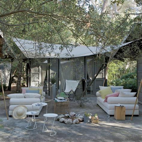 ameublement canapé 15 idées pour une terrasse canon cet été décoration
