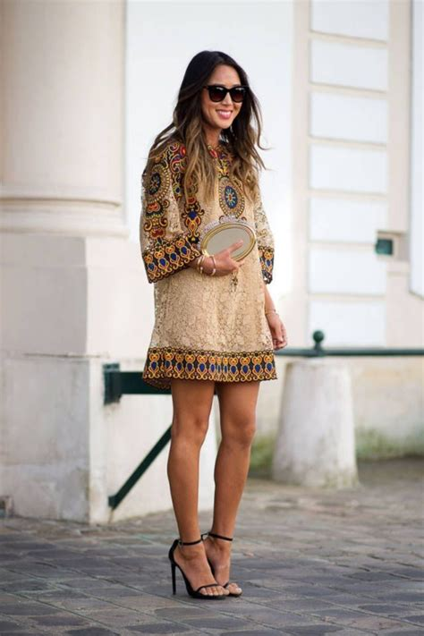 robe hippie chic comment portet la robe hippie chic archzine fr