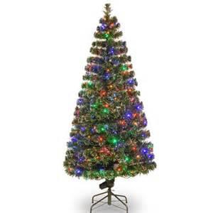 fiber optic christmas tree 6 fiber optic evergreen artificial christmas tree american sale