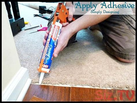 Installing the subfloor was just like installing the reflectix. Installing Laminate Flooring Finishing Trim and Choosing Transition Strips Inst… - elsesun.com/ideas