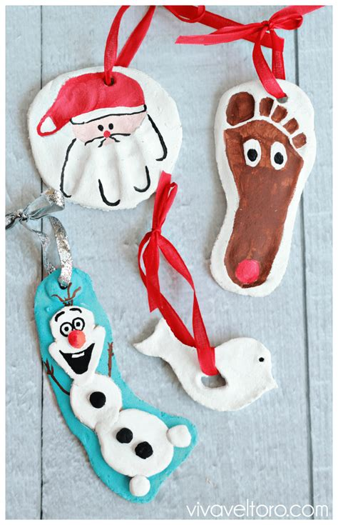 classic salt dough recipe for christmas ornaments how to make salt dough ornaments viva veltoro