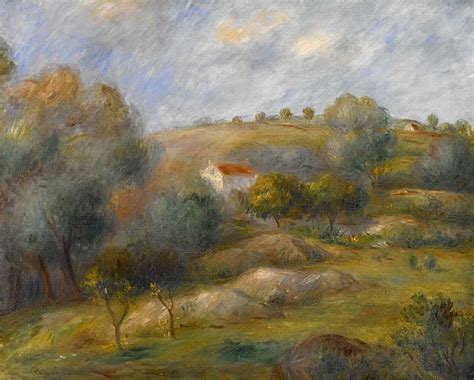 Its The Year Of Renoir In Laube The Artists Home In