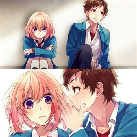 anime de honeyworks 153 best images about anime and on