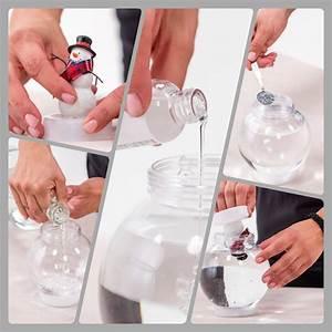 Destilliertes Wasser Selber Machen : 1001 ideen wie sie eine zauberhafte schneekugel selber machen ~ Watch28wear.com Haus und Dekorationen