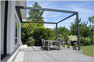 Toile Pour Terrasse : toile pour auvent terrasse 12 pergolas aluminium a ~ Premium-room.com Idées de Décoration