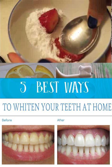 Home Teeth Whitening by 354 Best Diy Teeth Withener Images On
