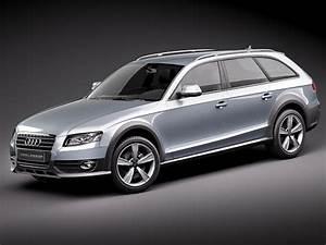 Audi A4 Allroad 2010 : audi a4 allroad 2010 3d model ~ Medecine-chirurgie-esthetiques.com Avis de Voitures
