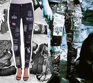 Patches Selber Machen : die patches jeans von weekday do oder don 39 t jane wayne news ~ One.caynefoto.club Haus und Dekorationen