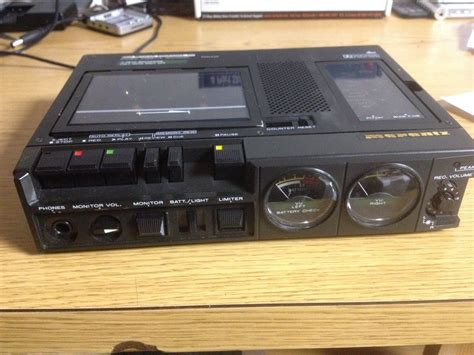 marantz cassette marantz pmd430 professional portable stereo cassette