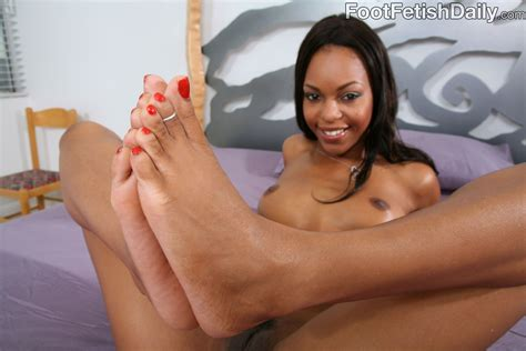 Foot Fetish Daily Marie Luv Hardcore Foot Fetish Sex