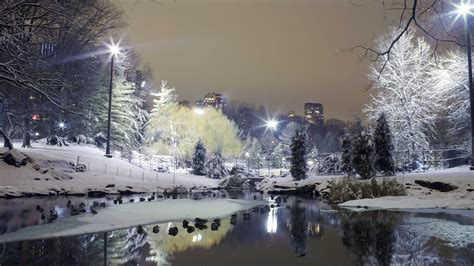 Winter New York Wallpaper 1920x1080 by Winter Wallpapers Desktop 64 Background Pictures