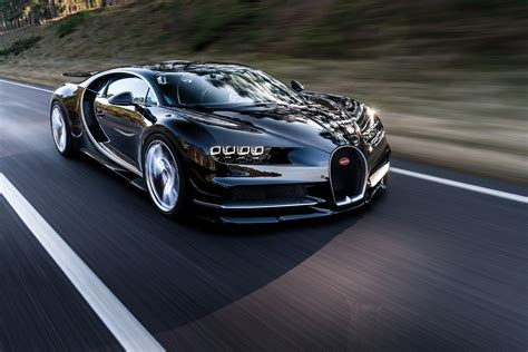 2017 Bugatti Chiron Full Hd Wallpaper
