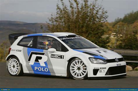 Ausmotivecom Vw Declares First Polo R Wrc Test A Success