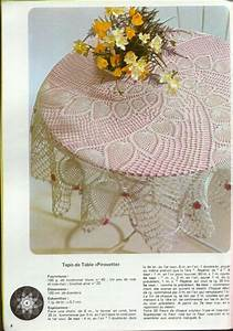 Spiral Pineapple Doily Tablecloth Crochet Pattern  U22c6 Crochet Kingdom