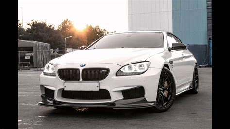 2016 Bmw M6 Coupe Alpine White