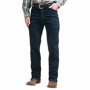 Wrangler Classic Cowboy Cut® Jeans (For Men) - Save 71%