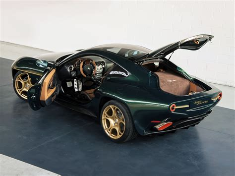 Alfa Romeo Volante Color Me Green Touring Superleggera S Alfa Romeo Disco