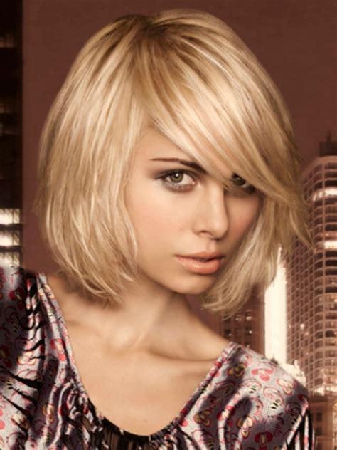 Easy to Style Medium Haircut Ideas 2012