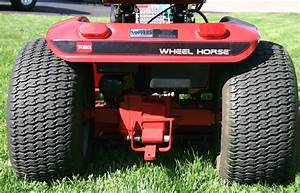Wheel Horse 520h Owners Manual