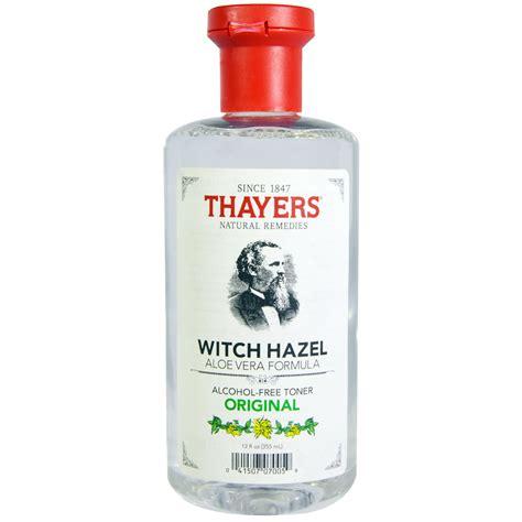 wich hazel thayers witch hazel aloe vera formula alcohol free toner original 12 fl oz 355 ml iherb com