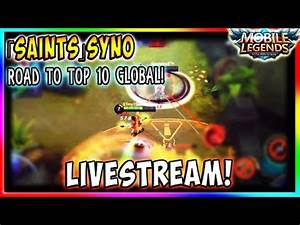 Ranked With Saints Road To Top 10 Global Mythical