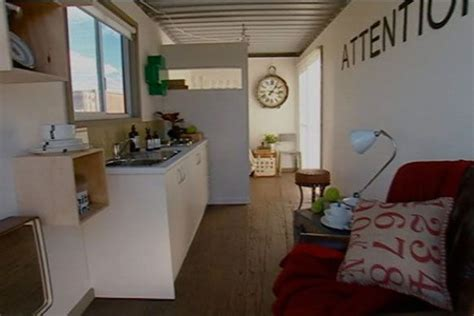 shipping container homes jamie durie top design sydney australia ft container