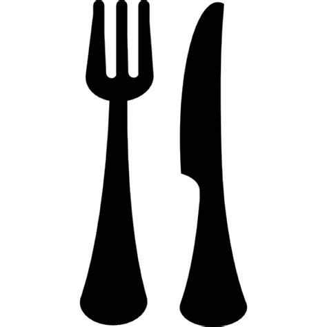 set couteau cuisine fourchette et couteau télécharger icons gratuitement