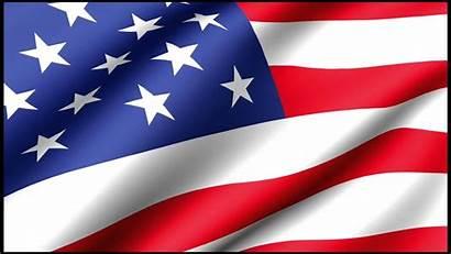 Flag Waving American 4k Usa Loop