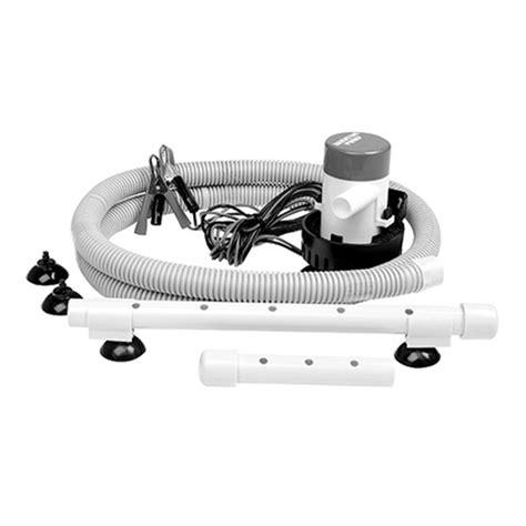 s駱aration bureau seachoice 12v live bait aeration system 173187 livewells bilge pumps at sportsman 39 s guide