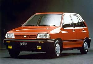 Time For  Throwbackthursday With A 1987  Kia Pride   Tbt