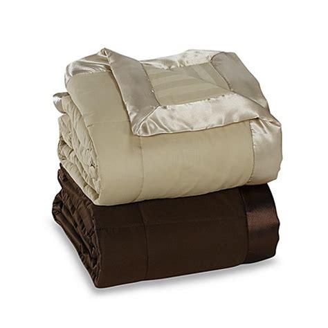 royal velvet blanket royal velvet lightweight down alternative blanket 100 cotton 350 thread count bed bath beyond
