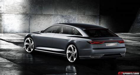 Audi Prologue Avant by Official Audi Prologue Avant Concept Gtspirit