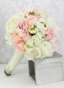 Silk Flower Wedding Bouquet