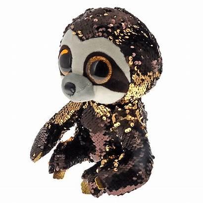 Sloth Ty Dangler Sequin