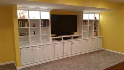 Custom Builtin Cabinets