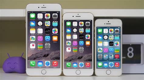 iphone 6 vs iphone 6 plus vs iphone 5s full comparison