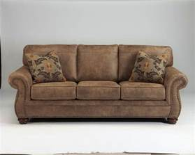 new ashley larkinhurst traditional style classic sofa