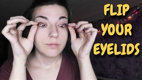 """Eyelid flip flips eyelids causing opponent to be very grossed out and loose fluid. """"Eyelid Flip"""" : Flip Eyelid Youtube / The chronicles of trippytrap : - amazinglifeone"""