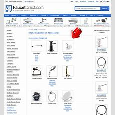 Accessories From Faucetdirect  Coupon Code