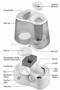 Parts for V5100NS | Vicks | Humidifiers