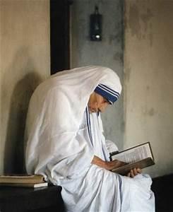 Housewife Mafia Book List: ~ Mother Teresa