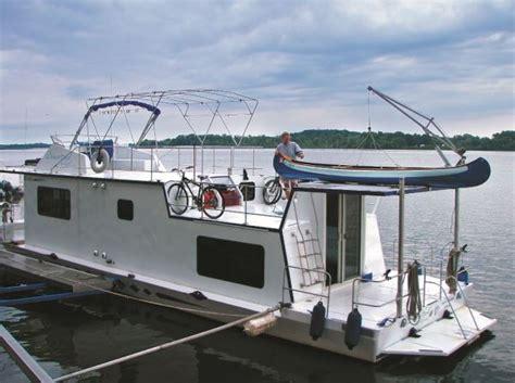 boat mississippi river trippin houseboat magazine