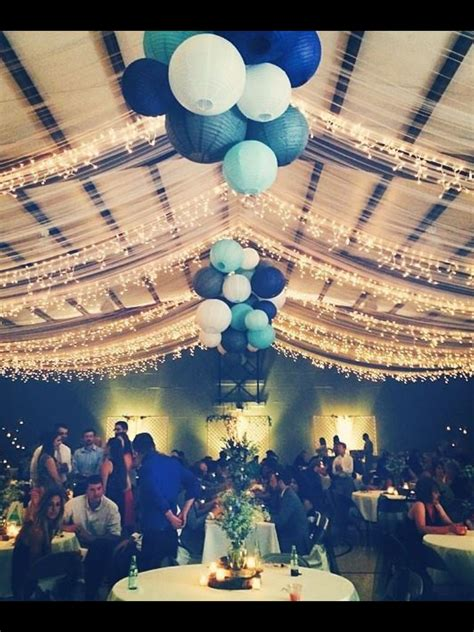 wedding reception tulle and lights in our church gym it was even prettier than the picture
