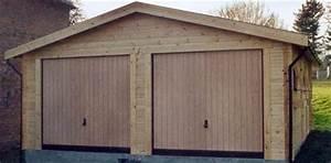 Garage Bois En Kit : abri voiture car port jardi brico ~ Premium-room.com Idées de Décoration