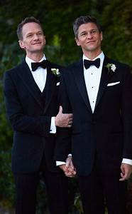 Neil Patrick Harris and David Burtka Are Married—See the ...