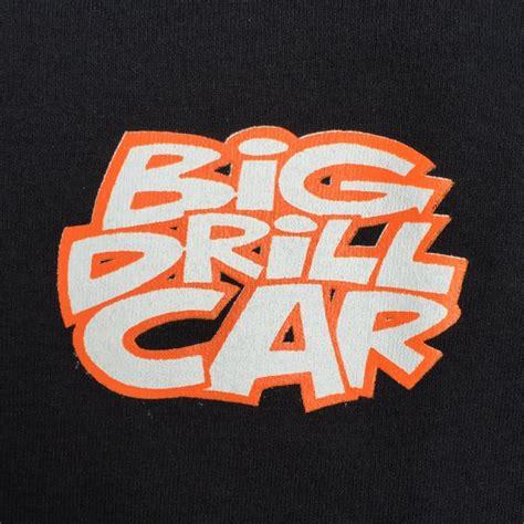 Big Drill Car Tシャツ Batch