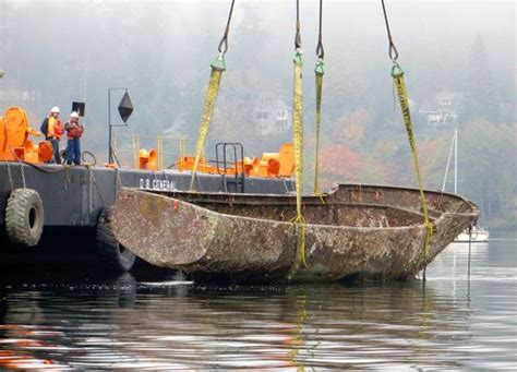 Boat Salvage Yard Tacoma by Using Noaa Tools To Help Deal With The Sinking Problem Of